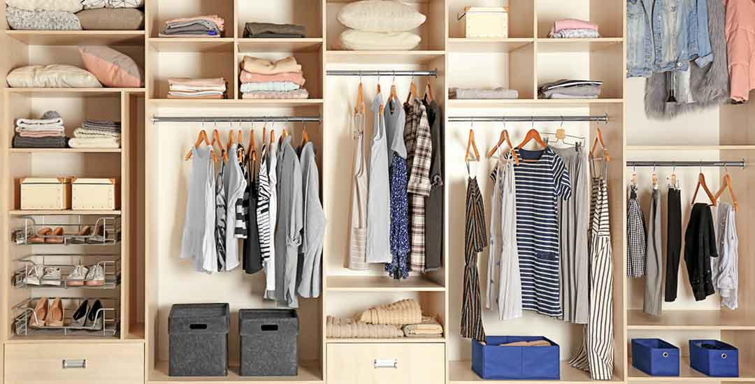 Buyers Guide Closet Organization